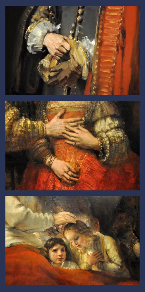 handen Rembrandt